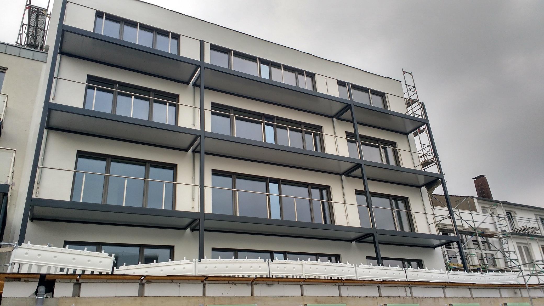 Balkone Krefeld
