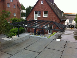Terrassenüberdachung Kleve Bavotec 11
