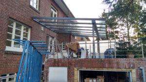 Terrassenüberdachung Kleve Bavotec 15