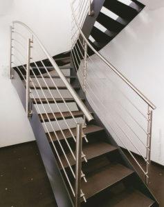 Treppengeländer Kleve Bavotec 10