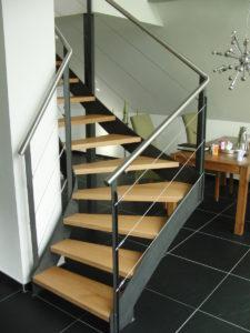 Treppengeländer Kleve Bavotec 12