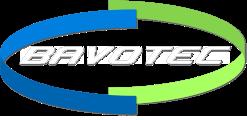 Bavotec Logo weiße schrift